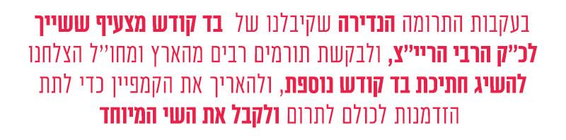 """בית הספר שלהבות חב""""ד חיפה"""